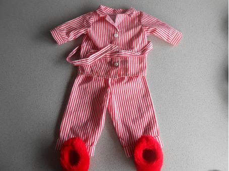 American Girl doll sleep set (For doll)