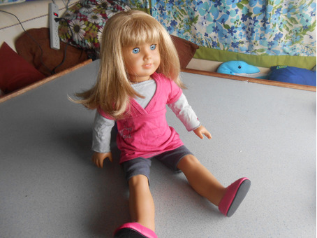 American Girl doll (Just like me)