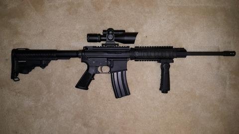 AR-15 Rifle for Sale
