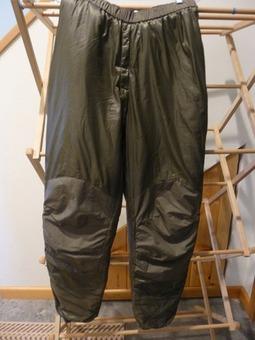 Patagonia micropuff pants