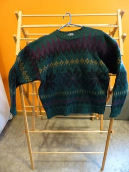 sweater and pants for sale