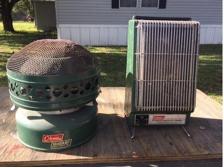 Vintage heaters