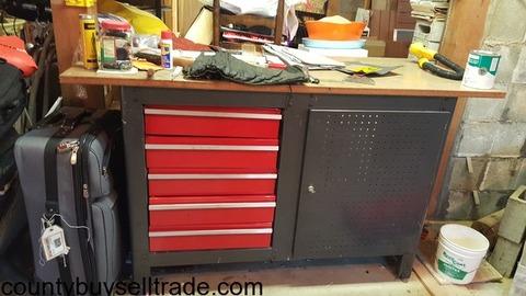 Craftsman Deluxe Work Bench
